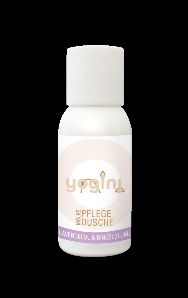 yogini Molke Pflege Dusche Lavendel & Ringelblume
