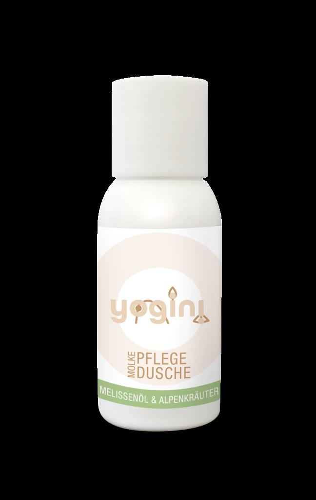 yogini Molke Pflege Dusche Melissenöl & Alpenkräuter